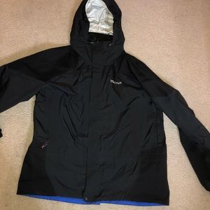 3901bfc13 Marmot Jackets & Coats | Mens M Precip Cc113 Winter Rain Jacket ...